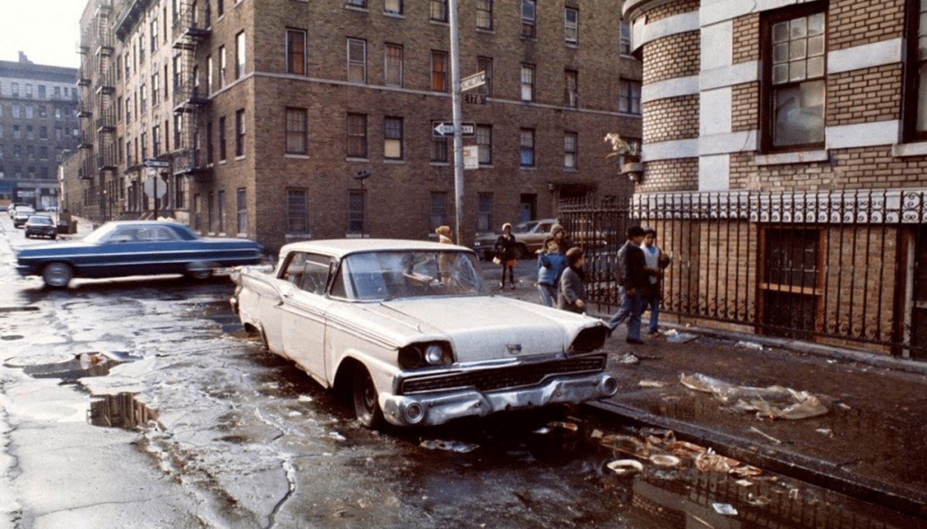 El barrio del Bronx donde surgió el HIP HOP