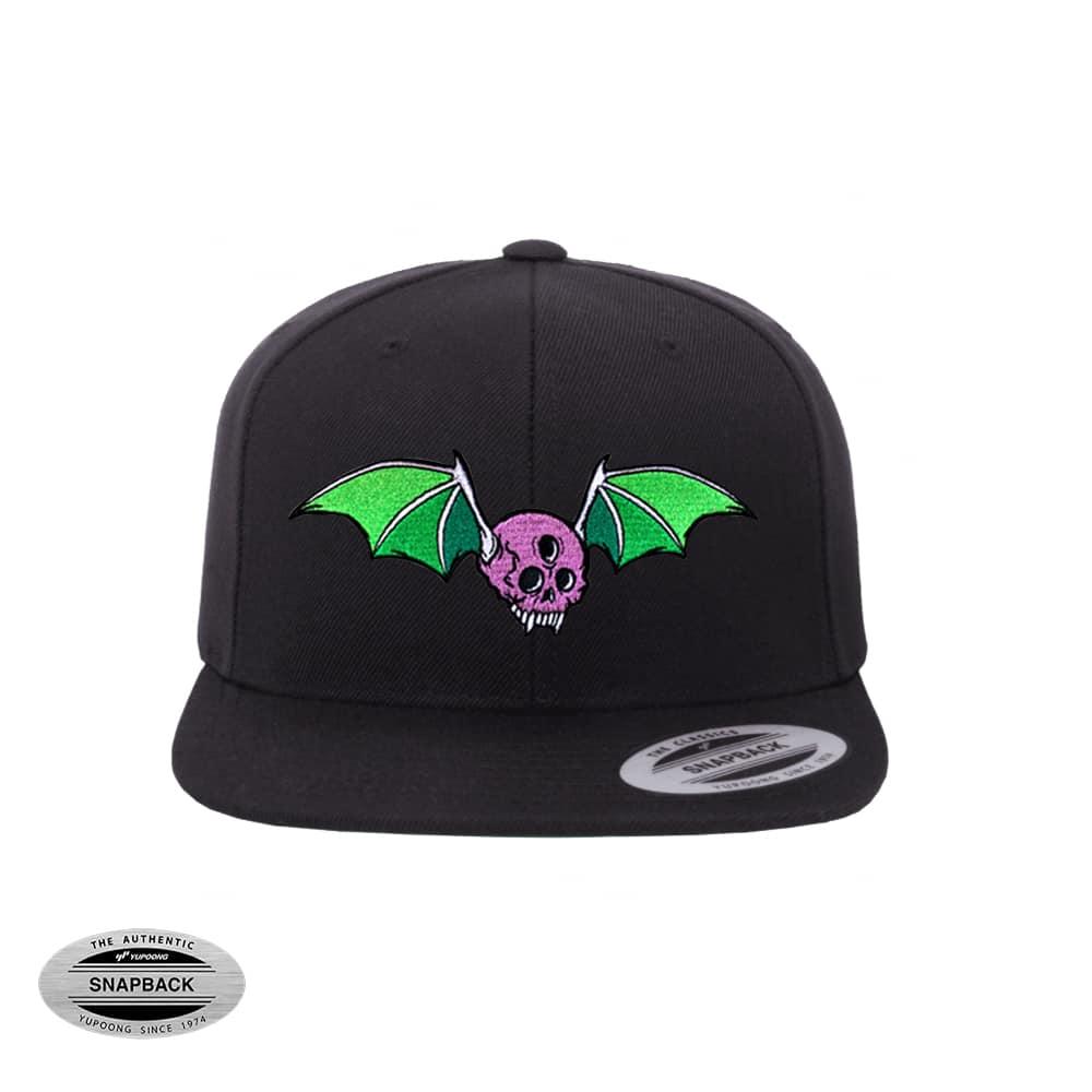 Snapback Fly Skull
