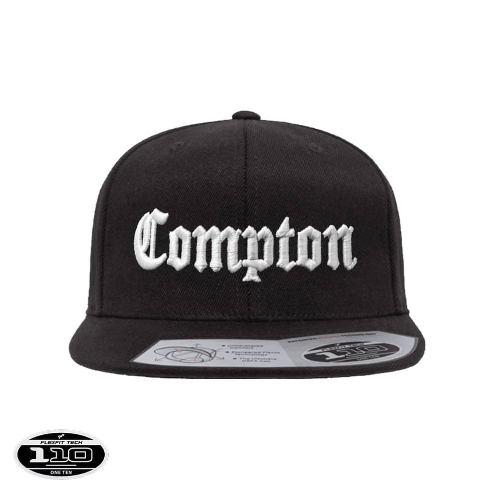 snapback 110F Compton negro