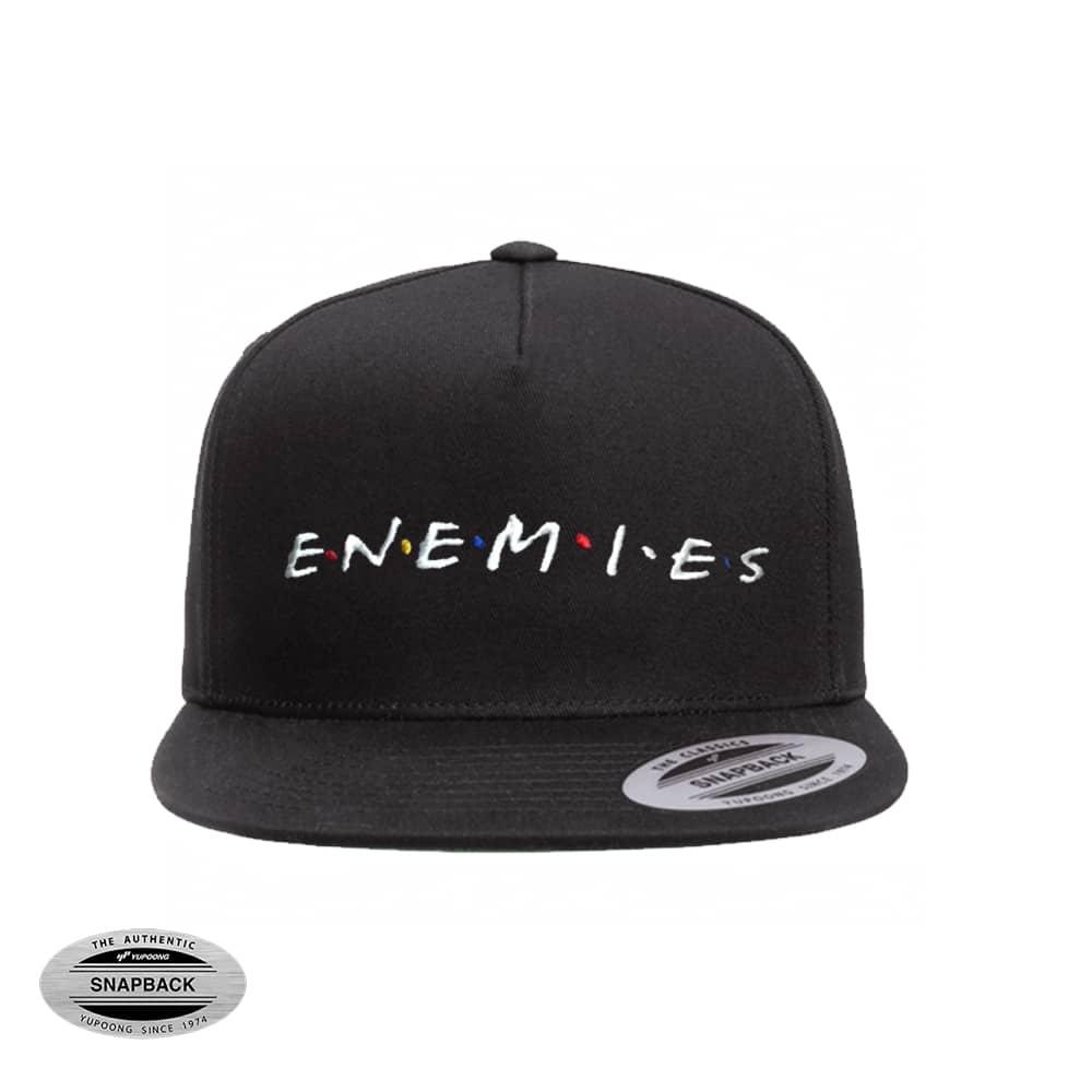 snapback enemies negro 6007